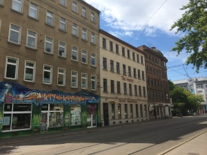 Central Globetrotters Hostel in Leipzig, Germany
