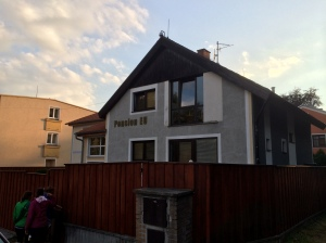 Pension House in Ostrov, CZ