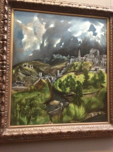 My new favorite artist: El Greco.
