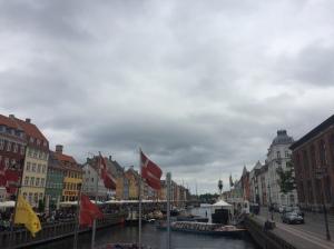 Copenhagen's best-known canal