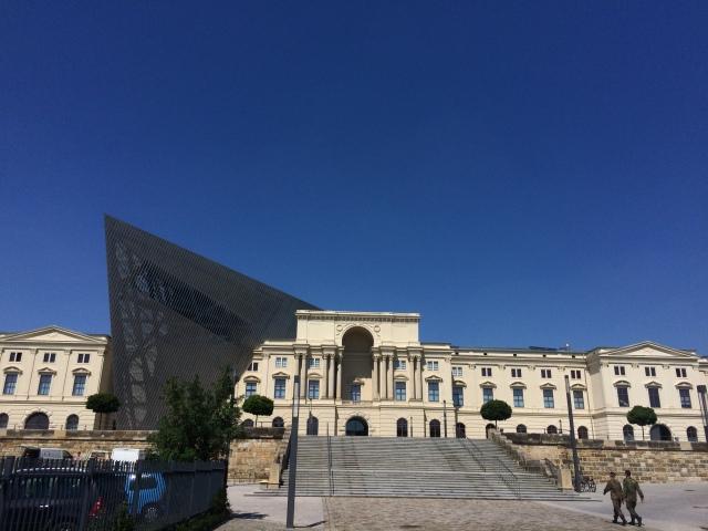 Militar Historisches Museum in Dresden, Germany