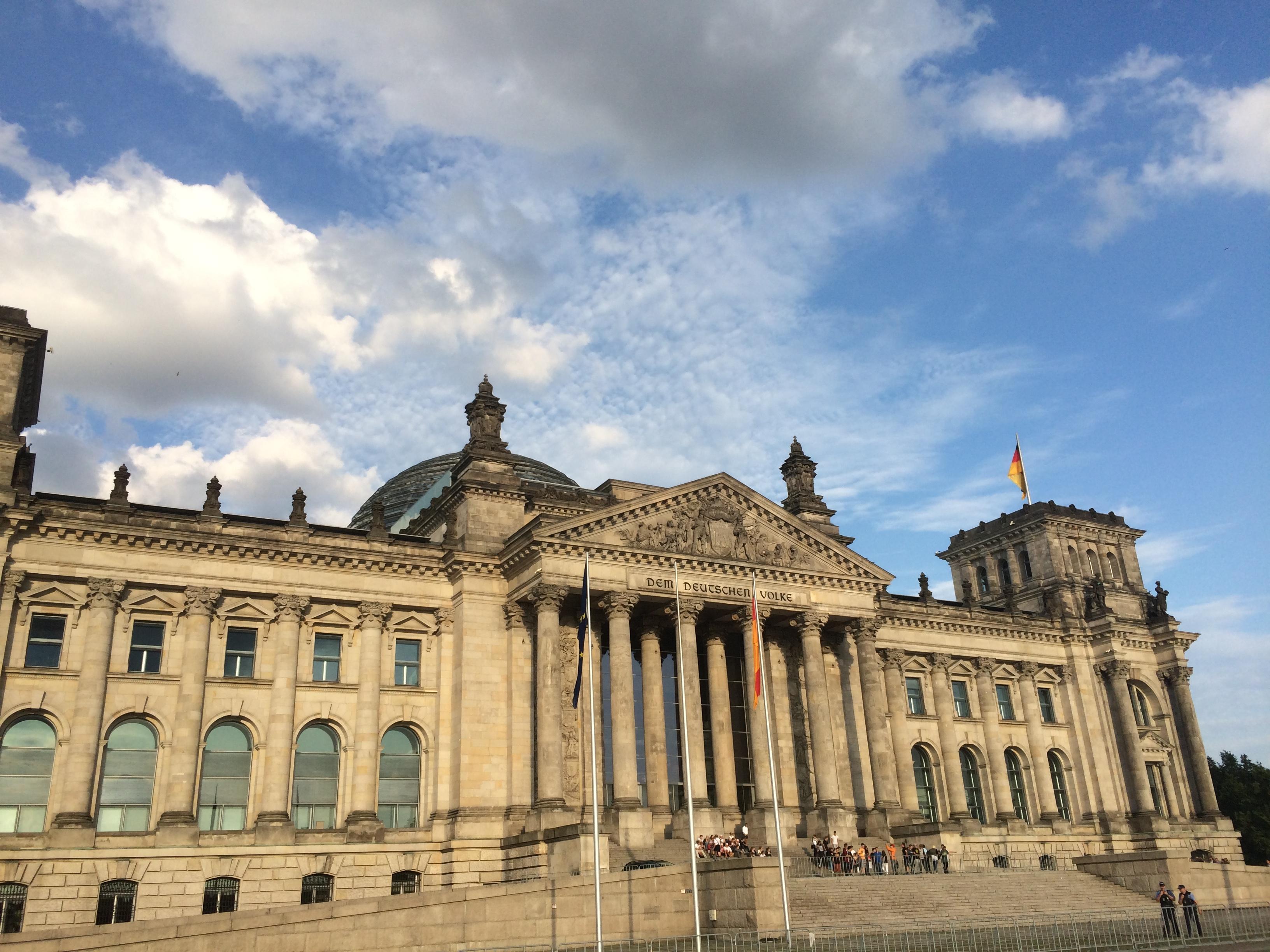 goodbye to berlin essay