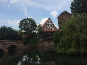 Central Nuremberg, Germany