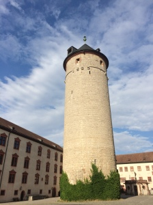 The (literal) high point of the Marienberg Fortress